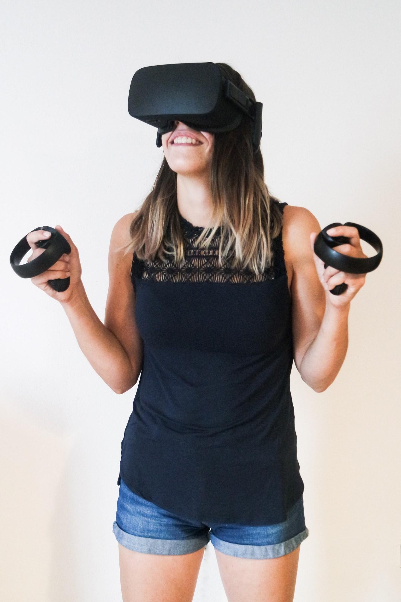 Virtuálna realita