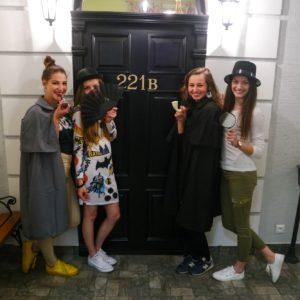 Escape room, Escape room - Prípad Sherlocka Holmesa, Úniková hra, Úniková miestnosť