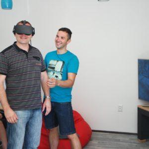 Virtuálna realita, Escape room, VR