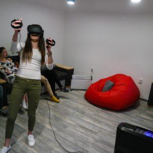 Virtuálna realita, VR, Escape room